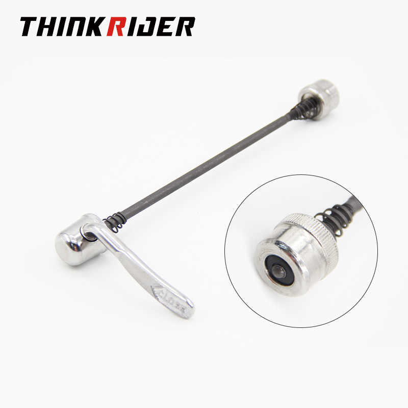 Quick Release Skewer for Trainer Boke Bicycle Cycling Back Rear Wheel Axle Tire
