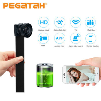 1080P HD Mini WIFi Micro small Camera surveillance video cameras Remote Monitoring motion detection MAX 128G IP Web Hidden TF 1