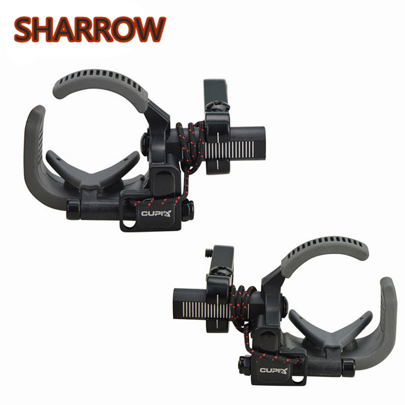 1Pc Archery Drop Away Arrow Rest Fall Compound Bow Micro Adjustable Right Left Hand Fall Away Alloy Rests Shooting Accessories