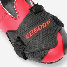 Переключатель передач мотоцикла обувь сапоги протектор резиновая мотоциклетная обувь защитный Мотоциклетный Ботинок крышка мотоцикла защитное снаряжение