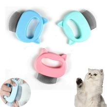 Cat-Grooming-Tool Shell-Hair Combs Removal-Comb Pet-Dog-Brush Pet-Cleaning-Supplies Ear-Shape