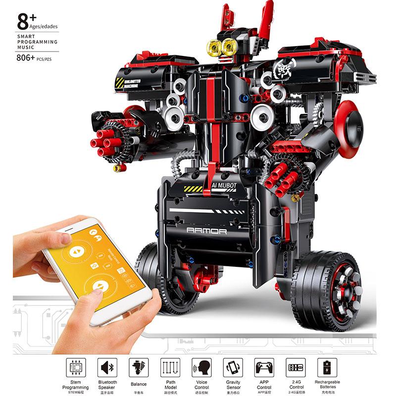 アイデアマインドストーム EV3 プログラムロボット WALL E おもちゃモデルの構築レンガブロック知育玩具互換性 45544 45560  グループ上の おもちゃ & ホビー からの ブロック の中 1