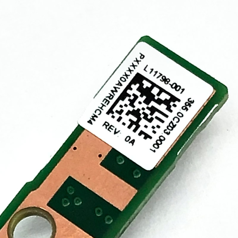 惠普 HP ProOne 600 G4 电源开关小板 拆机更换教程Power Button Card Reader board 348.0B714.0011 L11798-001 Pro One G5 AIO DB Power