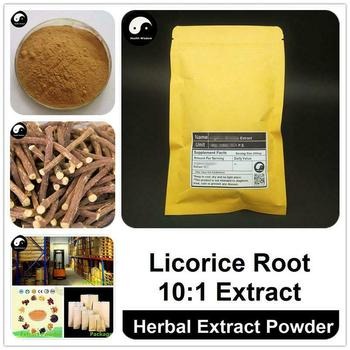 цена на Licorice Root Extract Powder, Radix Glycyrrhizae P.E. 10:1, Gan Cao