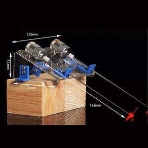 DIY RC Boat Kit Toy Propeller