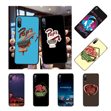 NBDRUICAI hot tv Riverdale Pops Chock'lit Shoppe Cover Phone Case for Redmi Note 8 8A 7 6 6A 5 5A 4 4X 4A Go Pro Plus Prime(China)