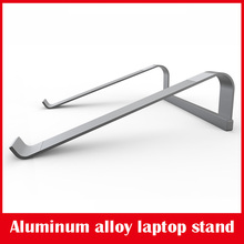 Laptop-Bracket Aluminum for Heat-Dissipation Radiator Monitor Base Hanging-At Desktop