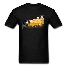 D20 Эволюционная футболка, новинка, Мужская футболка, мультяшная футболка, футболка с изображением конфетного кубика, одежда для игры в кости...
