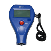 Digital Paint Coating Thickness Gauge, Thickness Gauges For Plastic