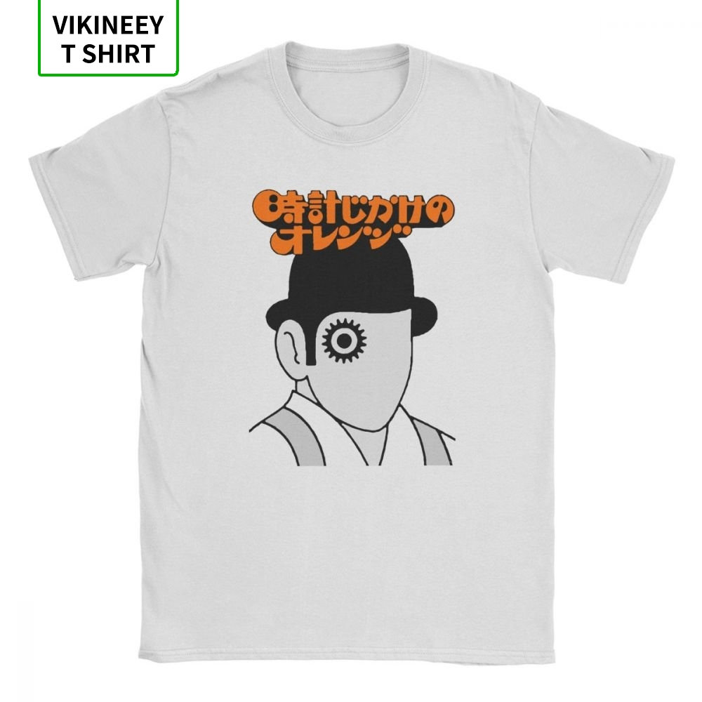 Black,100/% cotton,New.S-M-L-XL Clockwork Orange Alex t shirt