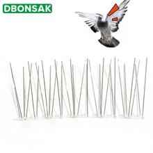 25 センチメートルプラスチック鳥と鳩スパイク抗鳥アンチ鳩ハトの取り除くスパイクと恐怖鳥害虫制御