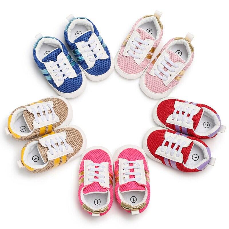 Sneaker Shoe-Prewalker Spring-Shoes Crib Soles Girl Newborn Baby Autumn Boy Soft