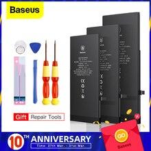 цена на Baseus Battery For iPhone 8 7 6 6s s Plus 5 5s 5c 6plus 7plus 8plus Replacement Batterie Original Bateria For iPhone7 iPhone6