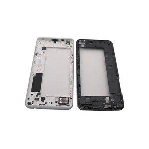 Image 3 - Azqqlbw 5.3 ل LG X Power K220DS K220 الإسكان الأوسط الإطار الأوسط لوحة ل LG X Power K220DS K220 أجزاء الإطار الخلفي