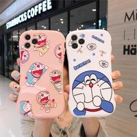 Quente japão anime bonito dos desenhos animados gato arco silicone macio caso de telefone para apple iphone 6s 7 8 plus x xs xr max 11 pro max 12 mini capa