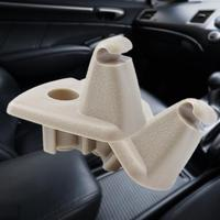 Clip de plástico para visera de coche, gancho colgante, soporte de almacenamiento de repuesto, para Interior de coche Chrysler 300C