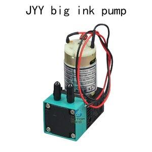 Image 1 - 3 unids/lote de tinta solvente para impresora de inyección de tinta al aire libre JYY 24v 6,5 w bomba de inyección de tinta