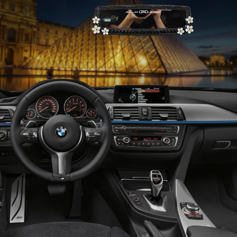 Diamond-Flower-Rear-View-Mirror-Universal-Wide-Angle-Rear-View-Mirror-Crystal-Car-Interior-Mirrors-3