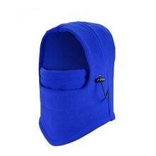 цена на Warm Winter Hats For Women Men Balaclavas Windproof Beanies Multifunction Face Mask Men Riding Hat Scarf Collars Thickening Cap