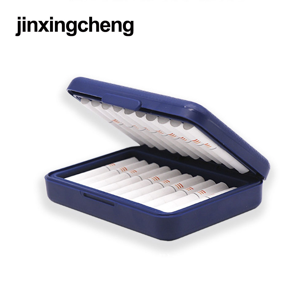 JINXINGCHENG Cigarette-Box 20-Sticks-Box-Pack Boutique Smoking Portable Ultra-Thin Gift title=