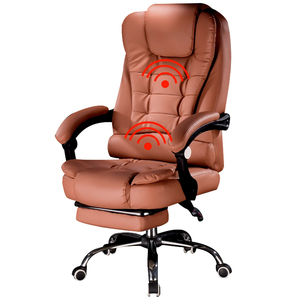 Image 3 - Silla de oficina ergonómica con reposapiés, oferta especial