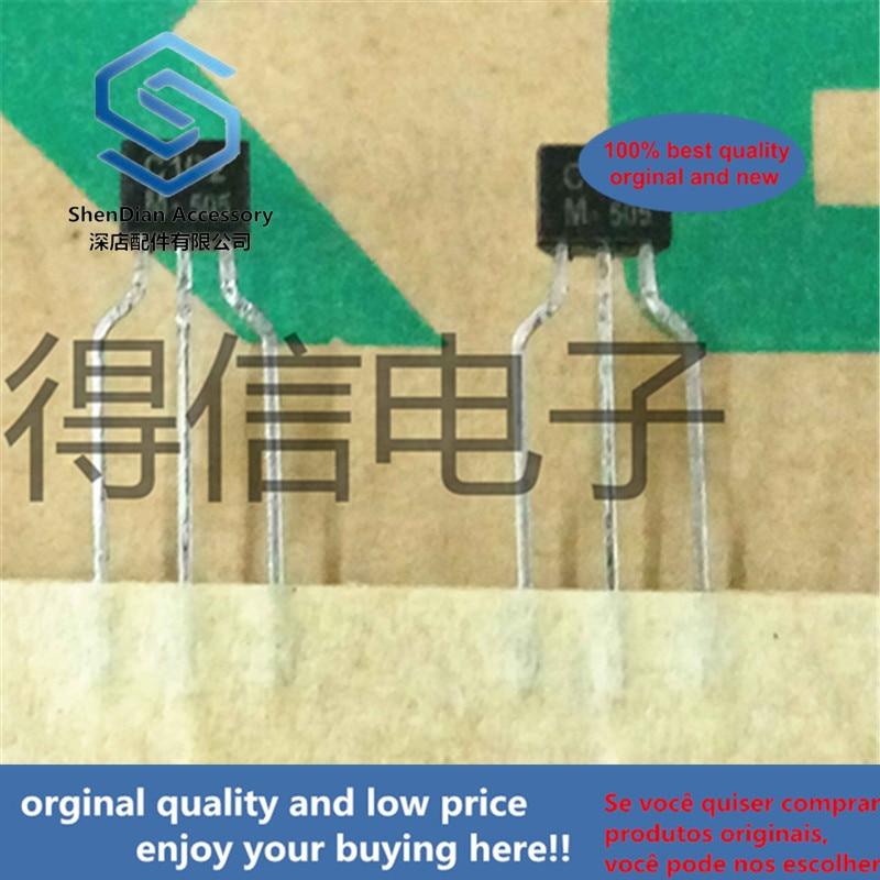 30pcs 100% Orginal New KRC102M KRC102 C102  TO-92S EPITAXIAL PLANAR NPN TRANSISTOR Real Photo