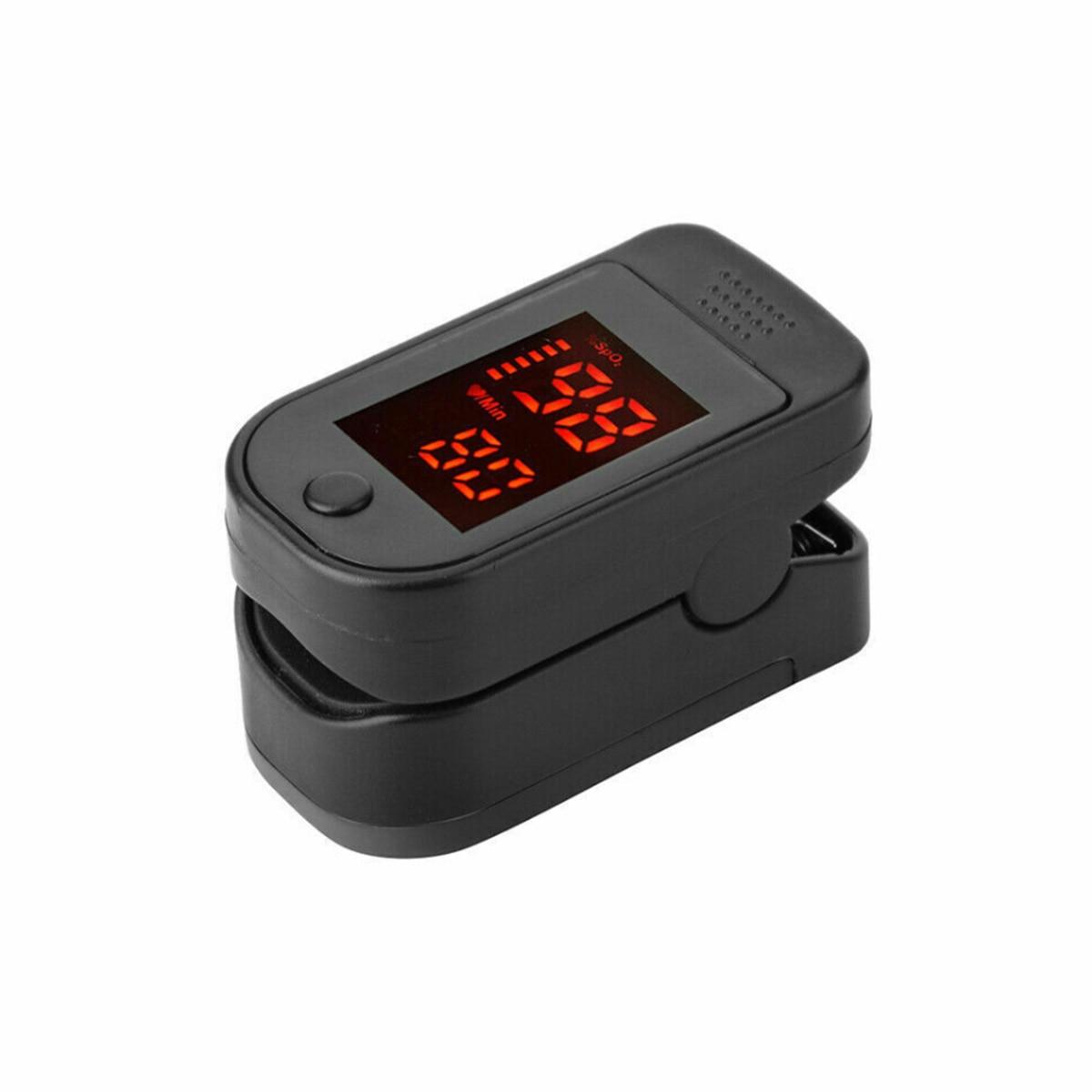 Finger Fingertip Blood Oxygen Meter SPO2 Pulse Heart Rate Monitor OLED Oximeter