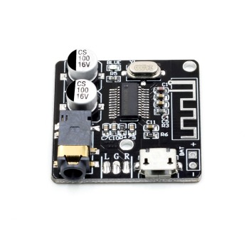 Bluetooth Audio Receiver board Bluetooth 5.0 mp3 lossless decoder board Wireless Stereo Music Module lusya csr64215 amplifier 4 2 apt x wireless lossless bluetooth audio stereo receiver board 6 36v a7 007