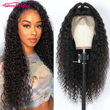 Wonder girl Deep Part 13x6 Lace Front Wig Remy 360 Lace Fron