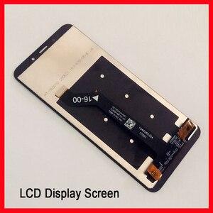 Image 4 - החלפת תצוגה מקורית חדשה של 100% מבחן 5.99 אינץ עבור Xiaomi Redmi 5 פלוס הרכבה Digitizer מסך מגע LCD