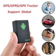 MiNi A8 GPS Locator GPS Tracking Tracker With SOS Button Elder Pets Tracker Children Vehicle Tracker Portable Global Mini Global