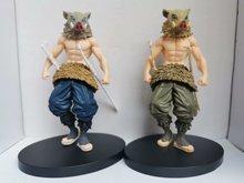 Agatsuma Zenitsu Kamado Nezuko Tanjirou tueur de démons Kimetsu no Yaiba Anime PVC figurines jouets figure d'anime jouets pour cadeaux