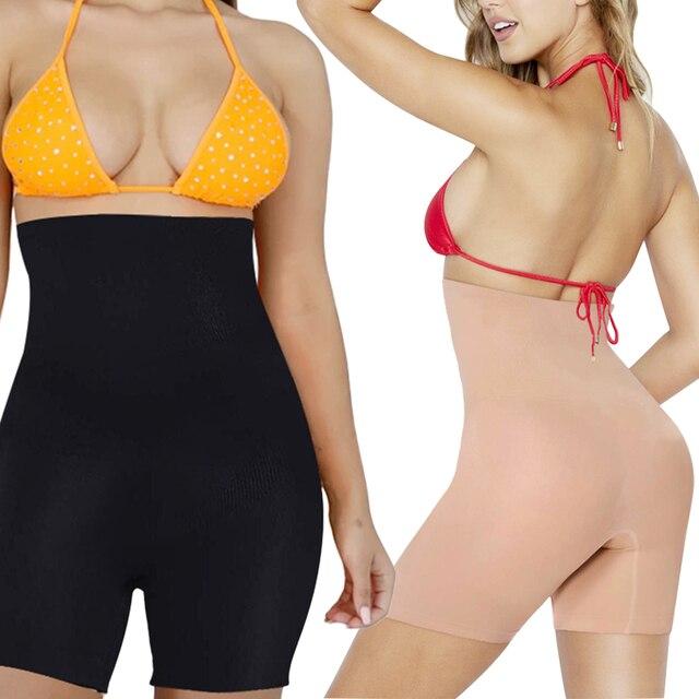 High Waist Trimmer Shaping Underwear Tummy Control Panties Hip Butt Lifter Body Shaper Slim Pants Women Shape Wear Waist Support