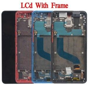 """Image 3 - Amoled 6.39 """"dla Xiaomi Redmi K20 Pro wyświetlacz LCD ekran dotykowy Digitizer zgromadzenie dla Xiaomi Mi 9T Pro ekran LCD k20 wymienić"""