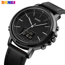 Mens Watches SKMEI Chronograph Electronic-Clock Digital Waterproof Sports Relogio Date-Display