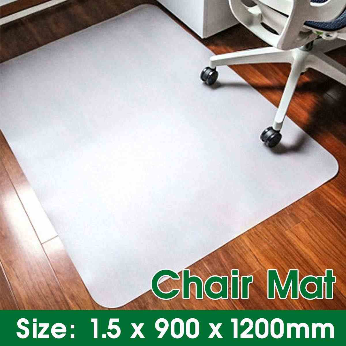 Living Room Wood Floor Protection Mat