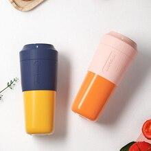Portable Electric Mixer Juicer USB Cup blender Electric USB Household Juicer Orange Juicer Mini Fast Blender kitchen Appliances