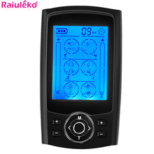 Therapy-Machine Electric-Tens-Massager Muscle Stimulator Acupuncture Body-Massage Healthy-Care