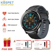 KOSPET Probe ip68 Waterproof Smart Watch Men Full Touch Heart Rate Monitor Weather Sport Fitness Tracker SN80y Smartwatch Women