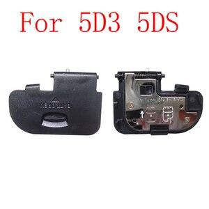 Image 5 - 10pcs/lot Battery Door Cover for canon 550D 600D 5D 5DII 5DIII 5DS 6D 7D 40D 50D 60D 70D Camera Repair