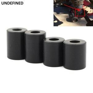 4Pcs Rear Shock Bushings Kits Rear Suspension 7041770 / 7041454 For Polaris Sportsman 500 400 Worker 500 CSB-7041770-D38