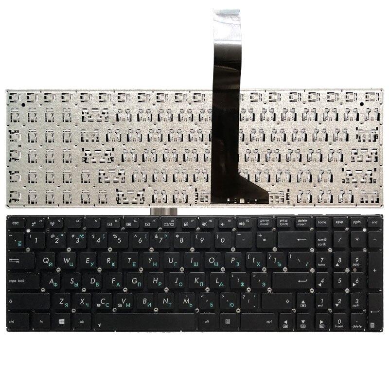 لوحة مفاتيح روسية ل Asus X550 X550C X501 X502 K550 A550 Y581 X550V X552C X550VC F501 F501A F501U Y582 S550 D552C RU جديد