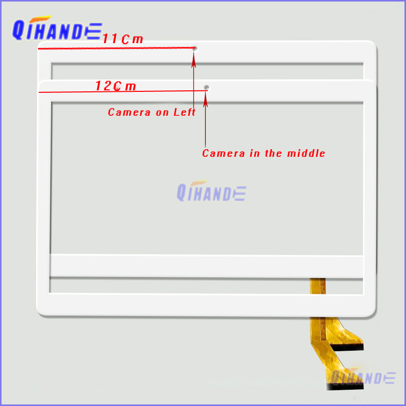 New Touch For 10.1'' <font><b>inch</b></font> BDF ZL80 MB V2.0 Tablet touch screen digitizer glass repair panel Touch panel sensor image