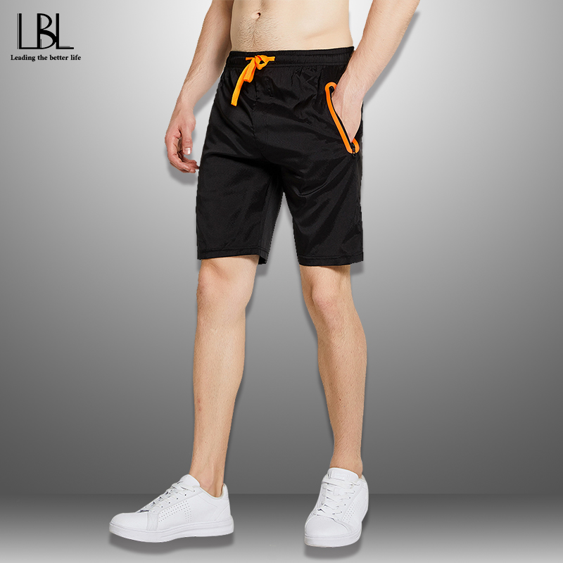 Casual Shorts Men Summer Solid Mens Beach Shorts Streetwear Boardshorts Male Brand Clothing  Short Pants Homme Running Jogger