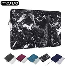 MOSISO 11 13 14 15 polegada Moda Laptop Bag Luva para Macbook Air Pro Caso 13 15 polegada Asus Acer dell Tampa Do Notebook Manga 2019(China)