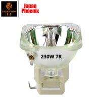Gigertop 230W 7R Msd Stage Moving Head Lamp Brilliant Technologie Light Sky Lamp 7R Beam Spot Sniper Verlichting-in Toneelbelichtingseffecten van Licht & verlichting op