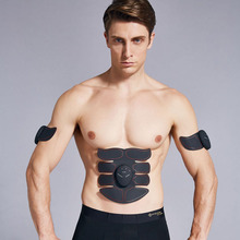 Man fitness machine EMS Eight pack abdominal stickers Man's abdomen tool Slimmin