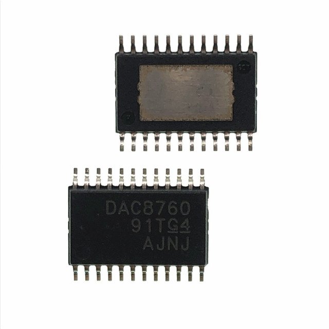 10PCS DAC8760IPWPR HTSSOP24 DAC8760IPWP HTSSOP 24 DAC8760 8760 New and original