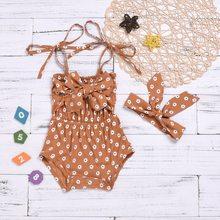 Одежда для новорожденных девочек детский комбинезон маленьких