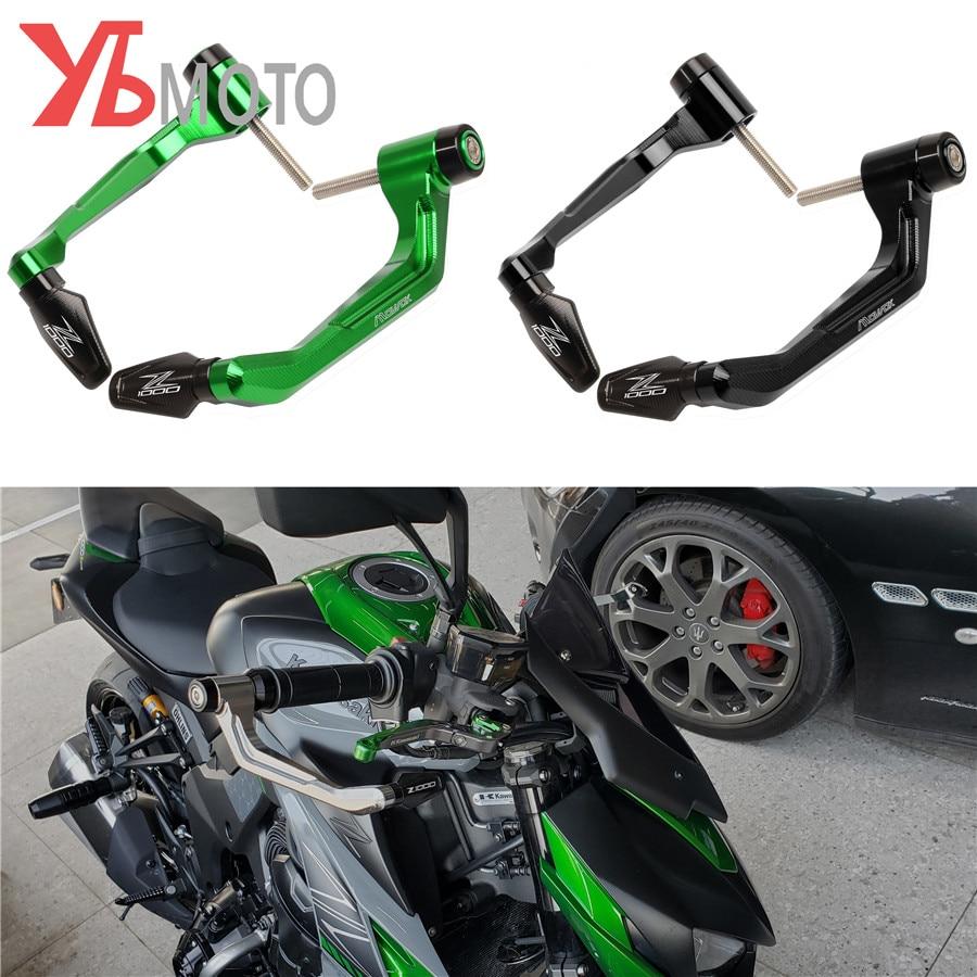 Motorcycle Handguards FOR KAWASAKI Z1000 SX R Z1000SX Z1000R 2010-2019 2018 2017 2016  Handlebar Hand Guards Grips Bar Ends Plug